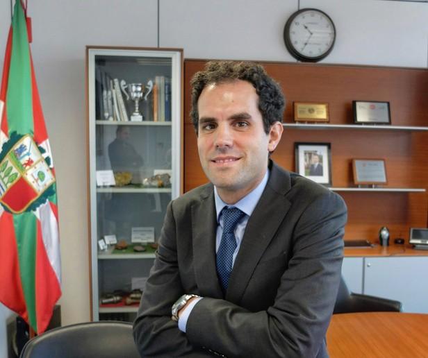 Euskal Trenbide Sareko zuzendari izendatu dute Aitor Garitano arrasatearra