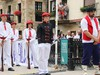 Mairuaren Alardea egin dute Antzuolan
