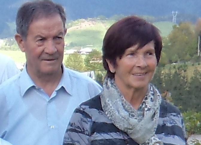 Jose Luis eta Mari Karmen
