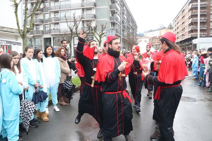 Aratusteetako desfilea Arrasaten - 66