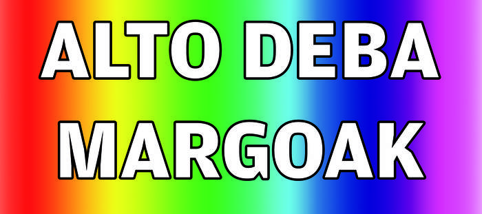 825770 Alto Deba Margoak  argazkia (photo)