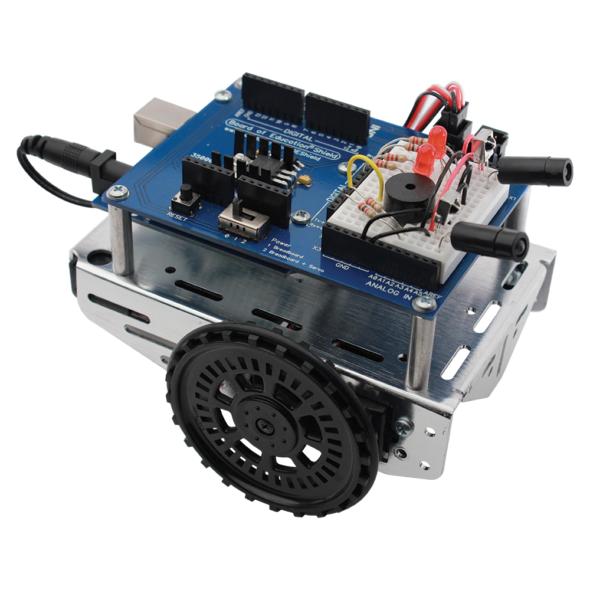 Robotika ikastaroa