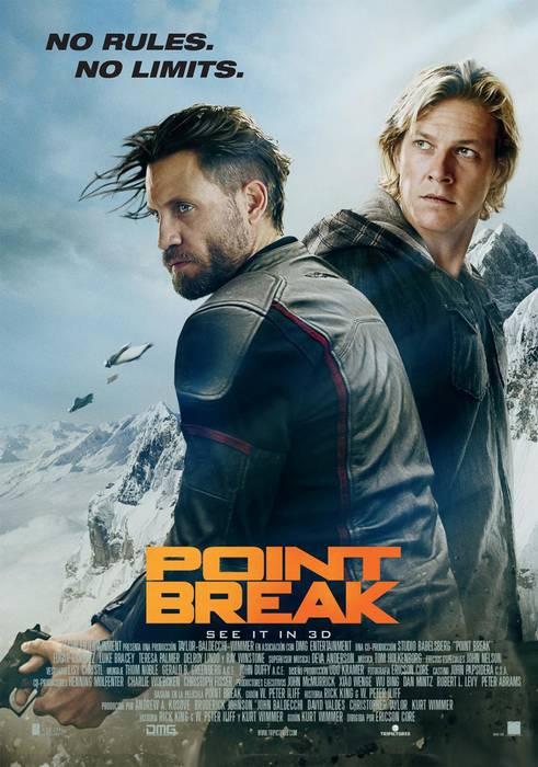 Zinema kalean: 'Point break'