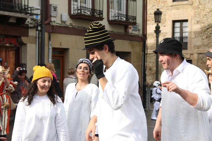 Inauterietako desfilea Aretxabaletan - 6