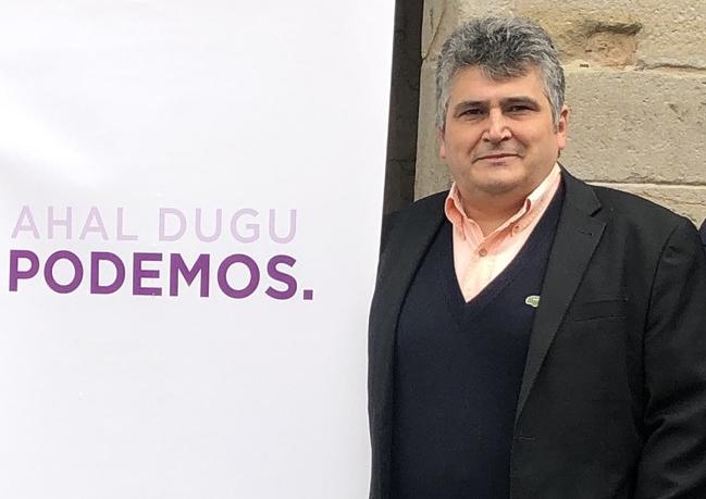 """Jose Maria Sasieta: """"Herritarren alde gobernatuko dutenekin egingo dugu ituna"""""""