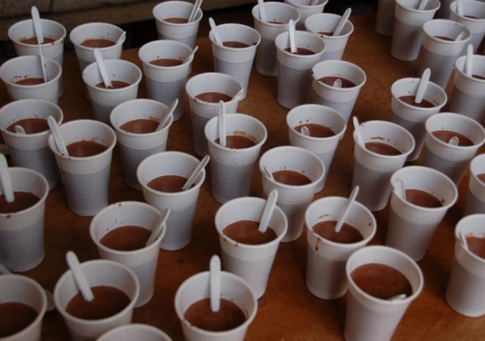 Korrikako txokolate-jana