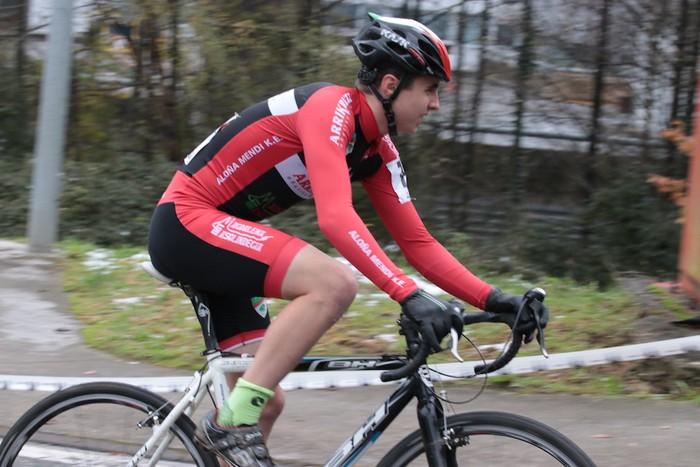 Ruiz de Larrinaga eta Lekuona garaile Arrasateko ziklo-krosean - 29