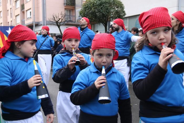 Inauterietako desfilea Aretxabaletan - 2