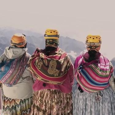 'Cholitas' dokumentala