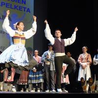 Bikote Gazteen Euskal Herriko Dantza Solte Txapelketa