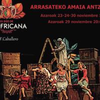 'El dúo de la africana' zarzuela