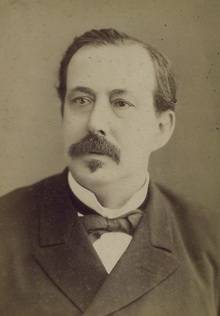 'Emilio Castelar Arrasaten. 1884'