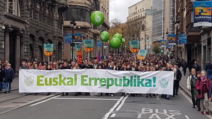 Konstituzio honi ez! Guk, Euskal Errepublika!!