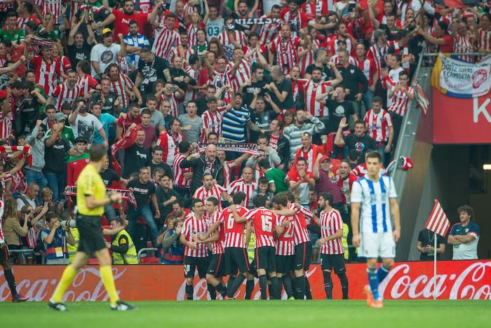 Athletic-Reala derbiko argazkiak - 22