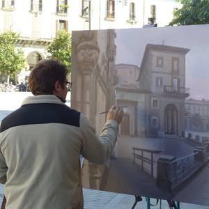 [ARGAZKI GALERIA] Oñatiko XV. Ageriko Margo Lehiaketa