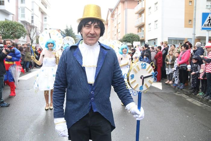 Inauterietako desfilea Aretxabaletan - 76
