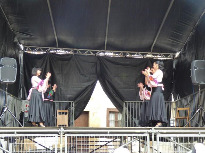 Ikusmina sortu du Maledantza taldeak flamenko erakustaldiarekin - 18