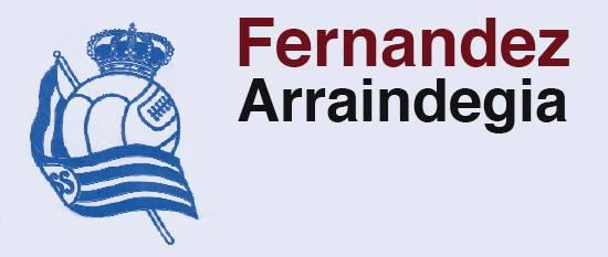 Fernandez arrandegiak logotipoa