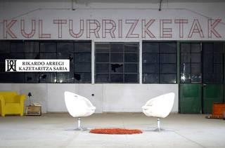 'Kulturrizketak': Maite Larburu eta Jabier Muguruza aurrez aurre
