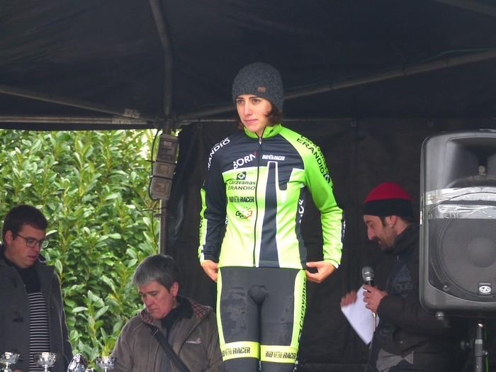 Ruiz de Larrinaga eta Lekuona garaile Arrasateko ziklo-krosean - 106