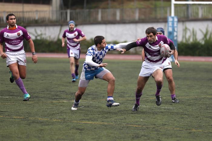 Arrasate Rugby Taldeak bi final ditu aurrean; lehena, Baztanen