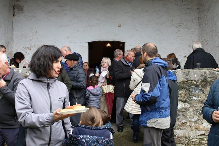 San Martin jaietako txerria dastatu dute Azkunetan - 13