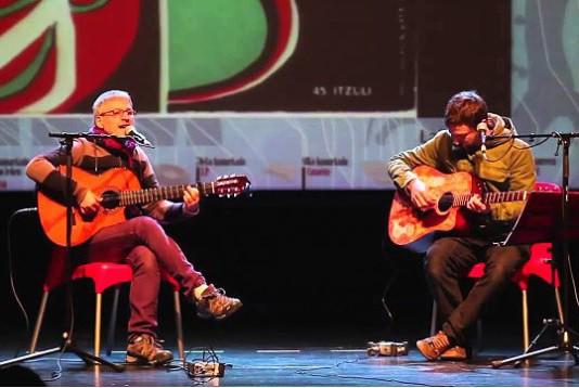 Hitzaldi musikatua: Baga, Biga, Higa