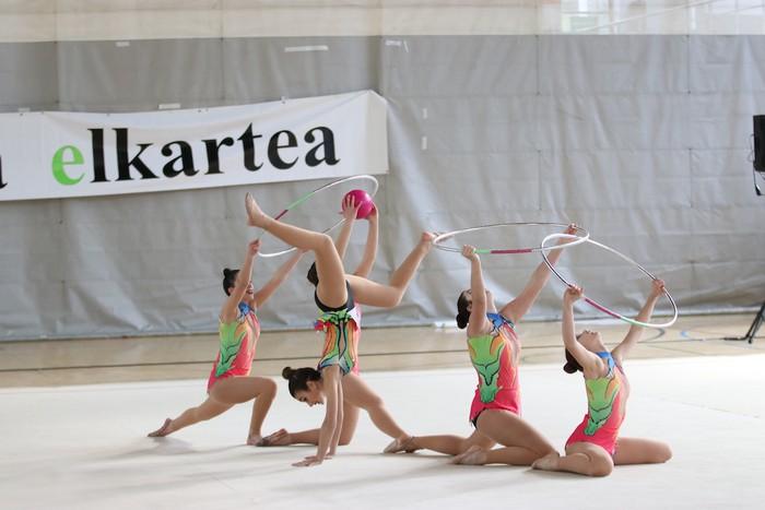 Maila bikaina gimnasia erritmikoko txapelketan - 15