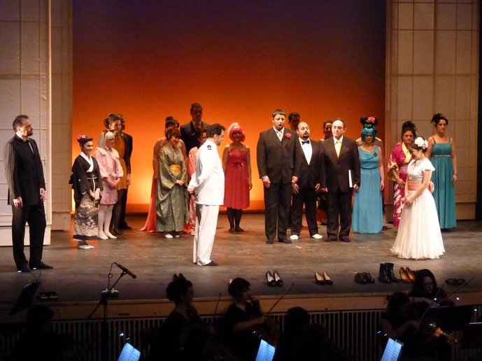 'Madama Butterfly' opera ikusteko sarrerak ditugu