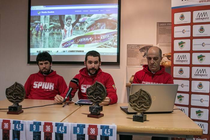 Iban Perez, Gipuzkoako Triatloi Federazioko presidente izateko hautagai