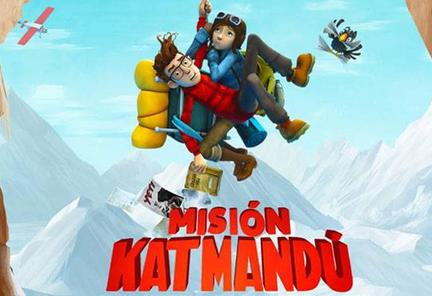 'Misión Katmandú' filma, gaztetxoendako