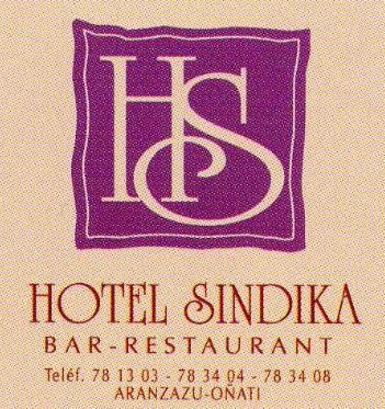 Sindika Hotela logotipoa