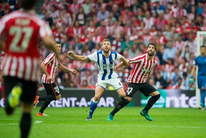 Athletic-Reala derbiko argazkiak - 11