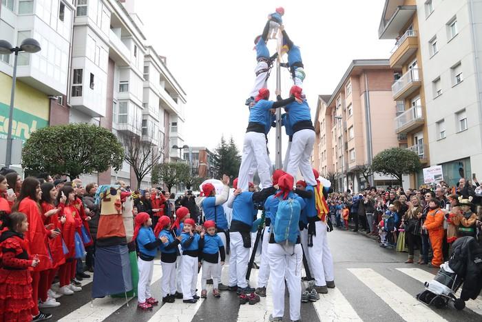 Inauterietako desfilea Aretxabaletan - 52