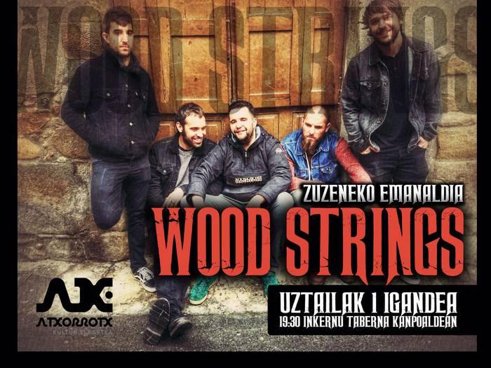 Kontzertua: Wood Strings