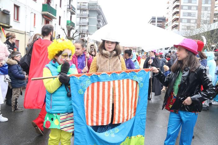 Aratusteetako desfilea Arrasaten - 69