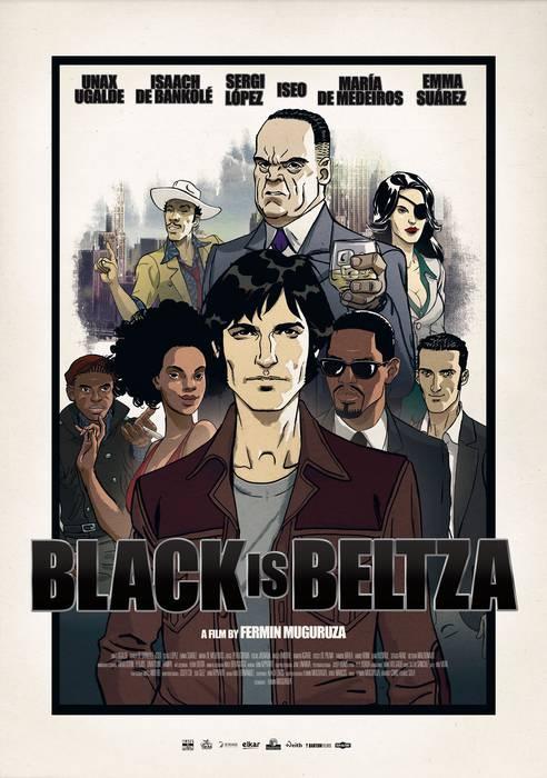 'Black is beltza' filma