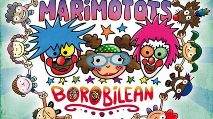 Pirritx, Porrotx eta Marimotots pailazoen lan berria ikusteko sarrerak gaur jarri dituzte salgai