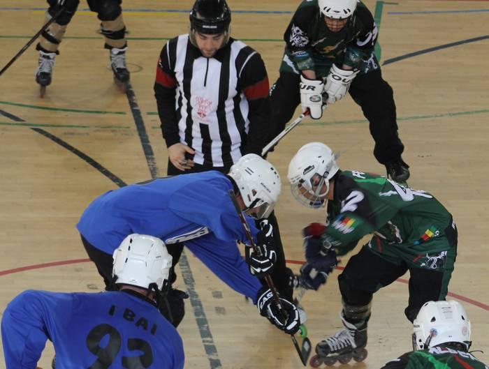 Euskadiko Hockey Kopa jokatuko dute zapatuan Bergaran