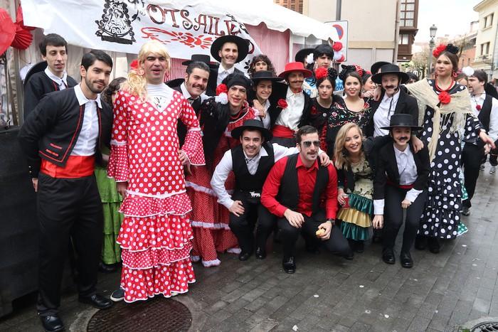 Inauterietako desfilea Aretxabaletan - 24