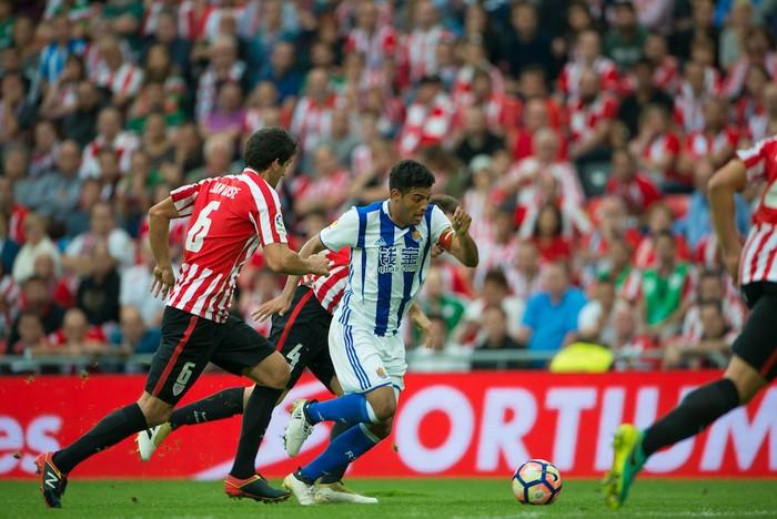 Athletic-Reala derbiko argazkiak - 27