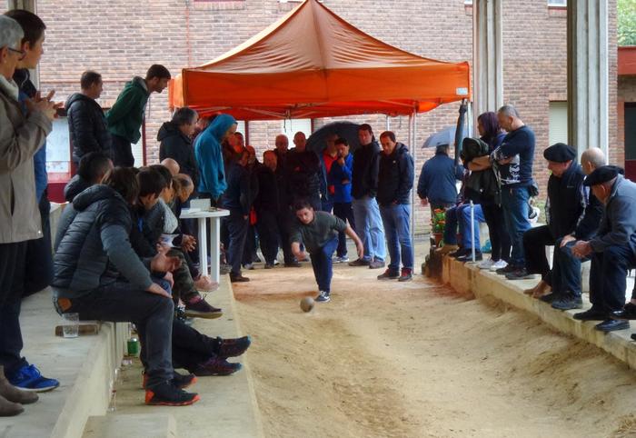 68 bolari elkartu ginen Bergarako San Joxepen jokatutako Euskal Herriko txapelketako jardunaldian