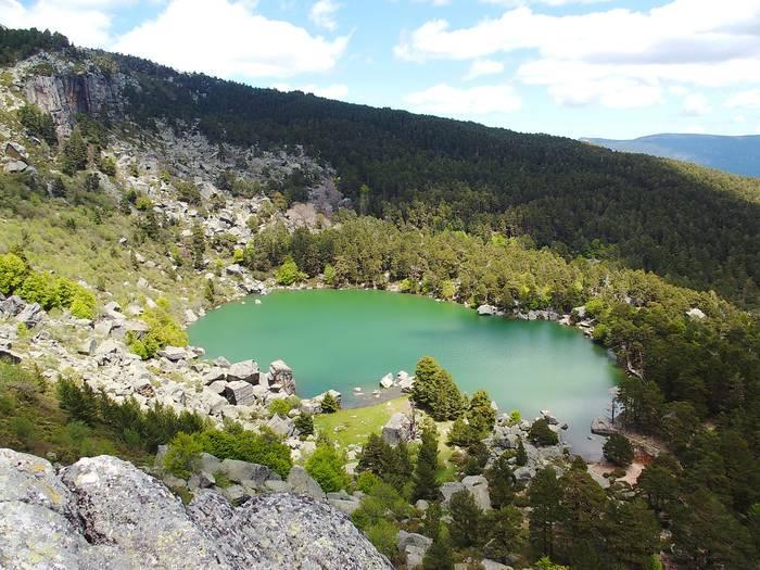 Picos de Urbion ingurura joango dira Pol Pol mendizale taldekoak