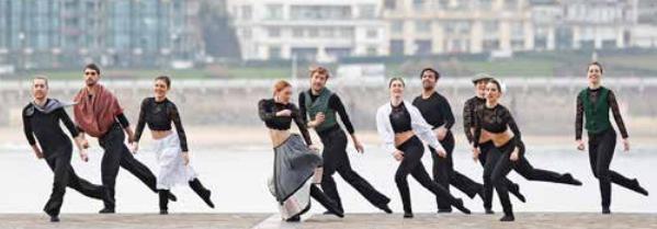 'Maurizia naz' dantza emanaldia