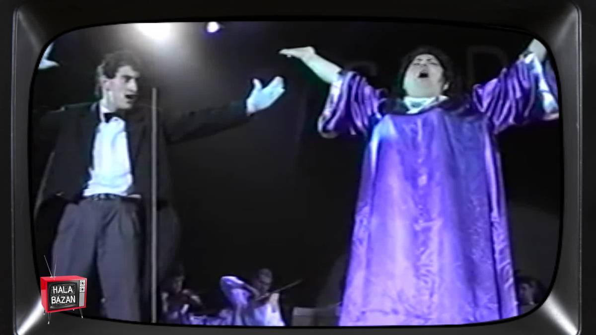 'Hala bazan': 1990eko Arrasateko playback jaialdia