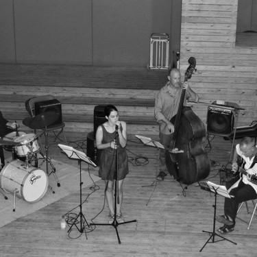 Bluelounge Quartet taldearen kontzertua