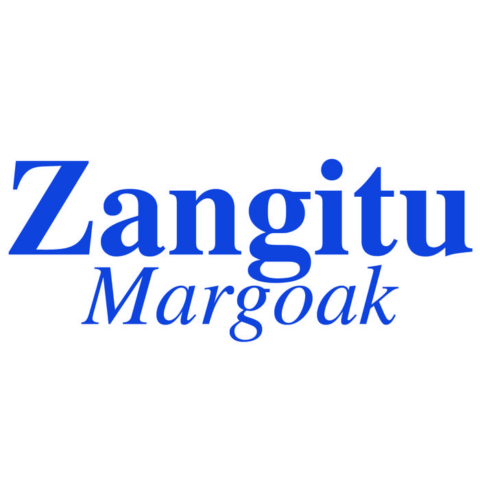 Zangitu margoak