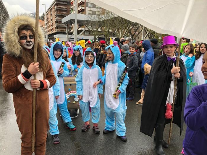 Aratusteetako desfilea Arrasaten - 98