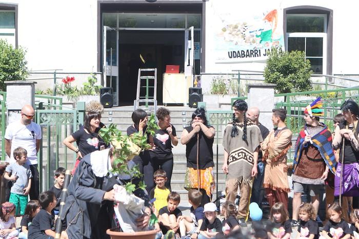 Udaberriaren algara eta festa Basabeazpin - 2