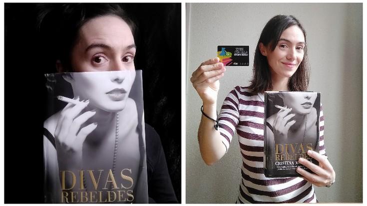 Elisabeth Montoya gasteiztarrak irabazi du Bookface lehiaketa